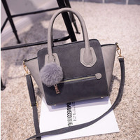 Anna Crossbody Bag - Gray