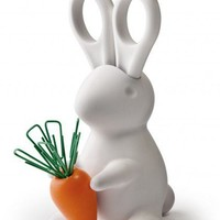 Bunny Scissors and Clips Desk Tidy from MAIDEN | Made By  | £20.00 | Bouf