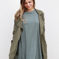 G.I. Jane Lightweight Trench