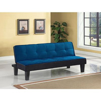 Convertible Futon Sofa Bed for Small Space Furniture College Dorm Room
