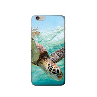 P1377 Ocean Sea Turtle Phone Case For IPHONE 6S
