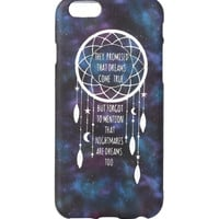 Galaxy Dreamcatcher iPhone 6 Case
