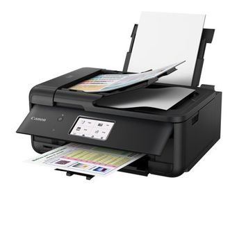 Canon PIXMA TR8520 Wireless Home Office All-In-One Printer with Scanner, Copier and Fax - Walmart.com