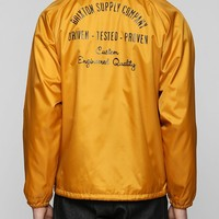 Brixton Clyde Coaches Jacket - Urban Outfitters