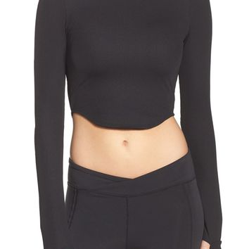 Free People Time Out Crop Top | Nordstrom