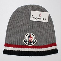 x1love  MONCLER  Women Men Winter Knit Hat