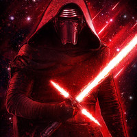 """Kylo Ren"" by Paul Shipper"