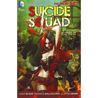 Suicide Squad 1: Kicked in the Teeth - Walmart.com