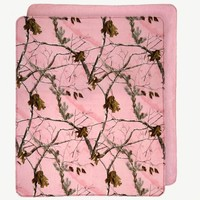 Home and Cabin :: Realtree AP Pink Throw Blanket