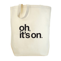 Oh, It's On Tote | Dogeared