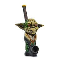 Resin Pipe - Green Wise Man