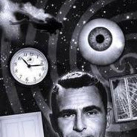 Twilight Zone Art Poster 20X36 24inx36in