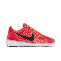 The Nike Free RN Distance Women's Running Shoe.