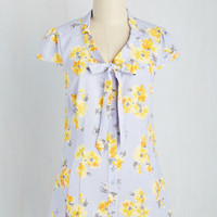 Freelance Spirit Top in Blossoms