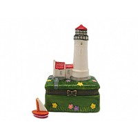 Jewelry Boxes Red Lighthouse