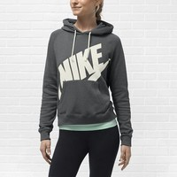 Check it out. I found this Nike Rally Futura Pullover Women's Hoodie at Nike online.