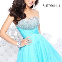 Sherri Hill 11018 Dress - NewYorkDress.com