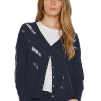 Go>Silk Go Rip It Up Cardigan | ShopAmbience