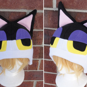 Punchy the Cat - Animal Crossing - - A winter, nerdy, geekery gift!