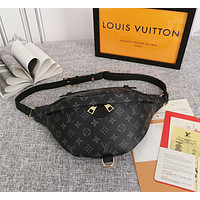 LV Louis Vuitton MEN'S MONOGRAM CANVAS BUMBAG WAIST BAG CROSS BODY BAG