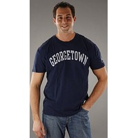 Retro Sport Georgetown University Vintage Washed Crew