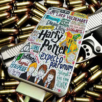Harry Potter Collage for iPhone, iPod, Samsung Galaxy, HTC One, Nexus ***