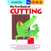 Kumon My First Book of Cutting