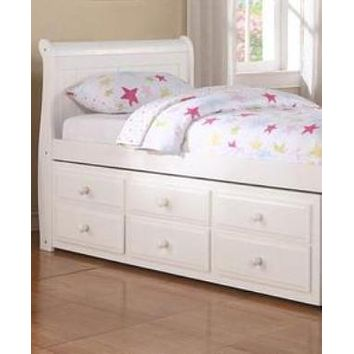 Ellie Captain Sleigh Bed