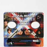 Urban Outfitters - Star Wars Lightsaber Thumb Wrestling By Chronicle Books