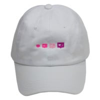 Heart React Hat