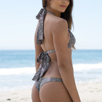 ACACIA SWIMWEAR - Axel Bottom | Tropical Snake