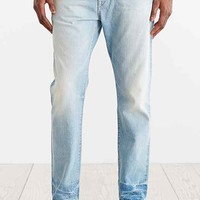 Kato Light Crackle Slouch-Fit Selvedge