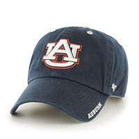 NCAA Auburn Tigers Ice Fitted Adjustable Cap, Navy, One-Size