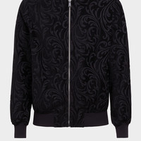 Versace Velvet Baroque Jacket for Men | US Online Store