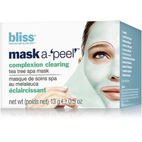 Bliss Mask-A-`Peel¿ Complexion Clearing Rubberizing Mask