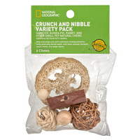 National Geographic™ Crunch & Nibble Variety Pack Small Animal Accessory