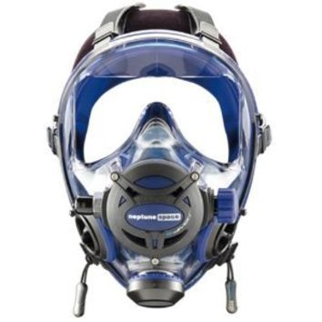 Ocean Reef Neptune Space G. Diver Full Face Mask and GSM G. Diver Unit
