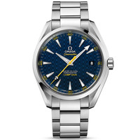 Omega - Men's Seamaster Aqua Terra James Bond Limited Edition Master Co-Axial 41.5 mm Watch 231.10.42.21.03.004