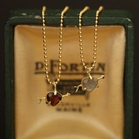 Cupid Necklace | Erica Weiner