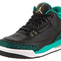 PEAPFN Nike Jordan Kids Air Jordan 3 Retro Gg Basketball Shoe