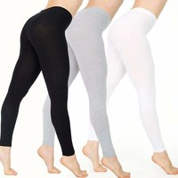 Simple Comfort Ladies Fitness Leggings