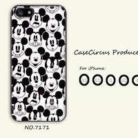 Disney,Mickey Mouse,Expression,Cute,iPhone 5,iPhone 5C Case, iPhone 5S case, Phone cases, iPhone 4 Case, iPhone 4S Case, iPhone case