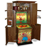 The Personalized Whac-A-Mole Game - Hammacher Schlemmer