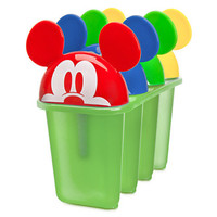 Disney Mickey Mouse Popsicle Molds - Summer Fun | Disney Store