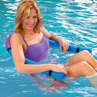 Noodle Pool Floating Chairs (Set of 4 Chairs)