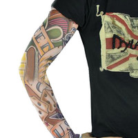 Star Tattoo Sleevelets