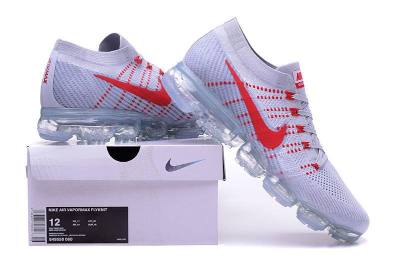 """Image of """"Nike Air VaporMax"""" Unisex Sport Casual Fly Knit Air Cushion Sneakers Couple Running Shoes"""