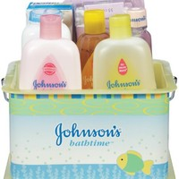 Johnson's Bathtime Essentials Gift Set - Contents May Vary