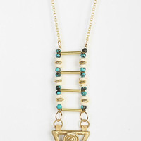 Cities In Dust Sofia Necklace - Urban Outfitters