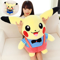30cm Pikachu Plush Toys High Quality Cute Pokemon Plush Toys Children's Gift Toy Kids Cartoon Peluche Pokemon Pikachu Plush Doll